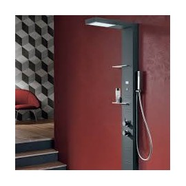 COLONNE DE DOUCHE LIGHT BASE 156x55x18 - Hafro - Geromin
