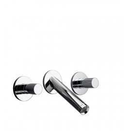 STARCKSET External 3-hole taps for Washbasin    Cromo  AXOR  10313000