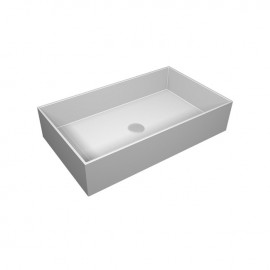 GSG BOX LAVABO IN CRYSTAL-TECH CM 60