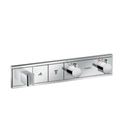 HANSGROHE  RainSelect Thermostatic mixer for concealed installation for 2 outlets Cromo 15355000