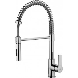 Red One hole Sink Mxer with swivelling spout  -  Paffoni RED 179CR