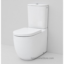 ARTCERAM FILE 2.0 CLOSE-COUPLED WC + CISTERN AND WASTE SYSTEM FLV003