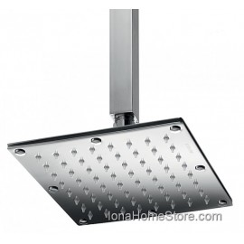 """SHOWER HEAD, WITH 1/2"""" CONNECTION 180X180 CM SUPIONI LINEABETA"""