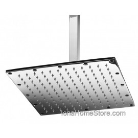 "SHOWER HEAD, WITH 1/2"" 300X300 CM CONNECTION SUPIONI LINEABETA"