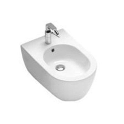 Fusion Single Hole Bidet Suspended Without Side Holes 355x540 Y1d9
