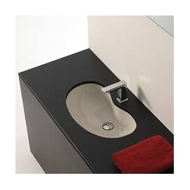 Idea Under-countertop Washbasin 60x37cm WASHBASINS Artceram