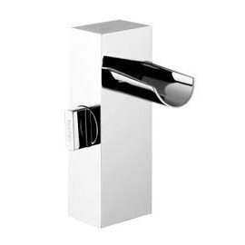 ACQUAVIVA Bidet Mixer with clic-clac waste 56522