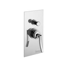 RIVA HT Built-in shower Mixer with diverter 58529