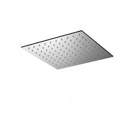 WELLNESS shower head  300x300mm steel  Bongio 883-Q