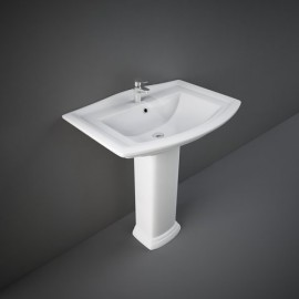 WASHINGTON LAVABO CM 75 WASHINGTON 76X54cm  Rak Ceramics