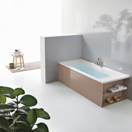 Mode Bathtub  190x80 h59cm Hafro - Geromin