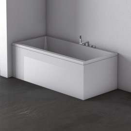 Mode Bathtub  180X90 h59cm Hafro - Geromin
