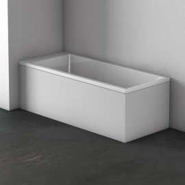 Mode Bathtub  180X75 h59cm Hafro - Geromin