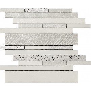 Multi Patchwork White Mosaico 30x30cm 0602/MPG Boxer