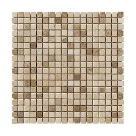 Jazz Emperador Light Mix Mosaico 30,5x30,5cm 0212/JPL Boxer