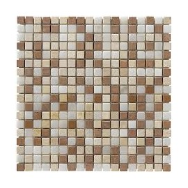 Jazz Wooden Yellow Mix Mosaico 30,5x30,5cm 0212/JWY Boxer