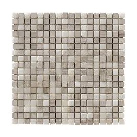 Jazz Wooden Grey Mix Mosaico 30,5x30,5cm 0212/JWG Boxer