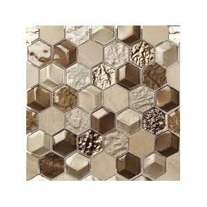 Esa Shine Beige Mosaico 30x30cm 0314/ES43 Boxer