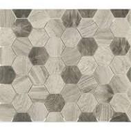 Esa Glass Wood Grey Mosaico 32,3x28cm 0312/EGW38 Boxer