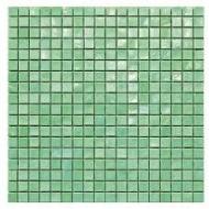 Emerald 2 1,5x1,5cm - foglio  29,6x29,6cm Mosaico Sicis