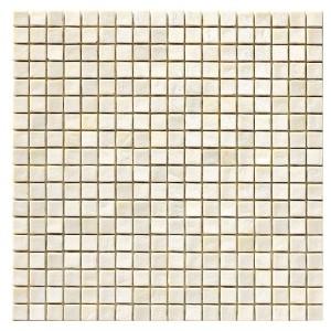 Chestnut 1 1,5x1,5cm - foglio  29,6x29,6cm Mosaico Sicis