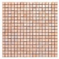 Coral 2 1,5x1,5cm - foglio  29,6x29,6cm Mosaico Sicis