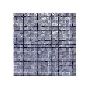 Indaco 2 1,5x1,5cm - foglio  29,6x29,6cm Mosaico Sicis