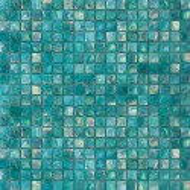 Fern 3 1,5x1,5cm - foglio  29,6x29,6cm Mosaico Sicis