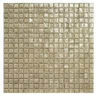 Zinc 11 1,5x1,5cm - foglio  29,6x29,6cm Mosaico Sicis