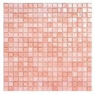 Blush 7 1,5x1,5cm - foglio  29,6x29,6cm Mosaico Sicis