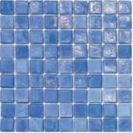 Deep Sea  1,5x1,5cm - foglio  29,6x29,6cm Mosaico Sicis