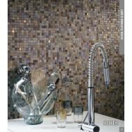 Mansonia  1,5x1,5cm - foglio  29,6x29,6cm Mosaico Sicis