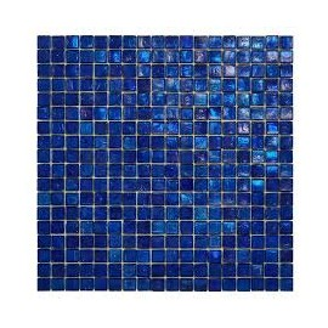Cobal 3  1,5x1,5cm - foglio  29,6x29,6cm Mosaico Sicis