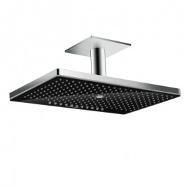 Hansgrohe Rainmaker Select 460 3 jet Overhead  with ceiling mounting 100 mm nero/cromo 24006600