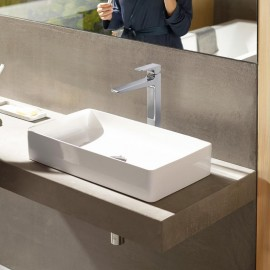 Hansgrohe Metropol  Single lever basin mixer 260 with lever handle  32512000