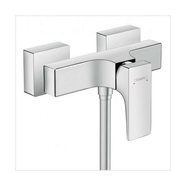 Hansgrohe Metropol Single Lever Shower Mixer For Exposed ...