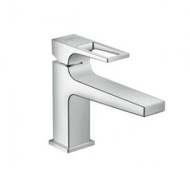 Hansgrohe Metropol  Single lever basin mixer 100 With stirrup handle  74500000