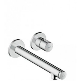 AXOR UNO  Wall-mounted built-in Mixer Select   from 225 Brushed Nickel  45113820