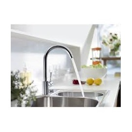 TALIS S VARIARC Kitchen Mixer with Removable Dispensing  CROMO  Hansgrohe 14872000
