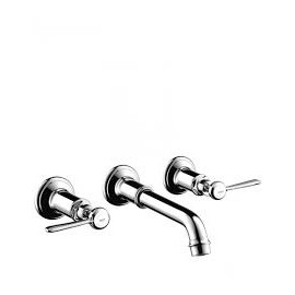 AXOR Montreux 3-hole wall-mounted sink mixer  AXOR 16534000