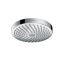Croma 110 Select soffione S 180 2 G. Bianco Cromo  Hansgrohe 26522400