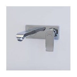 METRIS E2 Basin mixer  Wall  165 MM. HANSGROHE 31085000