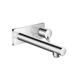 Talis S Wall mounted single lever basin mixer with 22.5 cm spout Hansgrohe 72111000