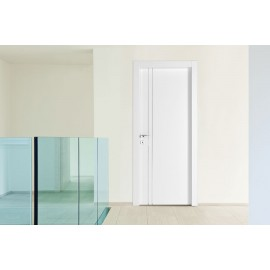 Laminated door serie Slim Bianco Soft