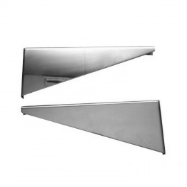PAIR OF BRACKETS X ACQUAGRANDE WALL-HUNG - Ceramica Flaminia AQ04