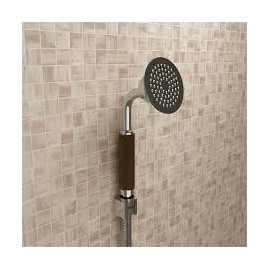 EVERGREEN DOUCHE AVEC / SUPPORT CHROME - Ceramica Flaminia EG150