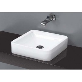 NILE WASHBASIN 40 COUNTERTOP WHITE   - Ceramica Flaminia NL40A