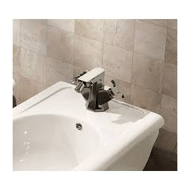 EVERGREEN TAP ONE HOLE BIDET CHROME - Ceramica Flaminia EG220