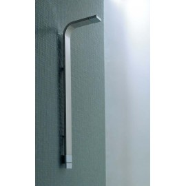 SI DOUBLE COMMAND WALL TAP FOR SHOWER - Ceramica Flaminia SI2072