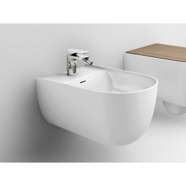 ARTCERAM THE ONE OVERVIEW BIDET SOSPESO THB001